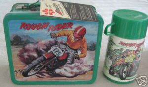 Rough Riders Lunch Box
